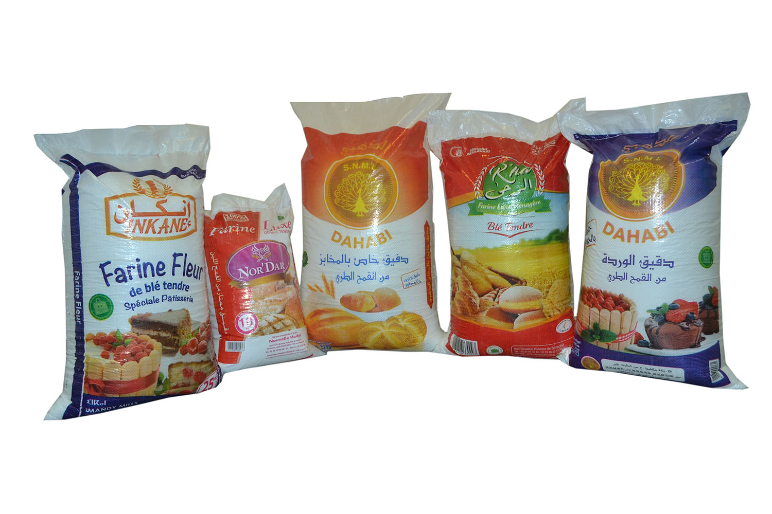 Laminated PP bags - Catalog of our products - Company